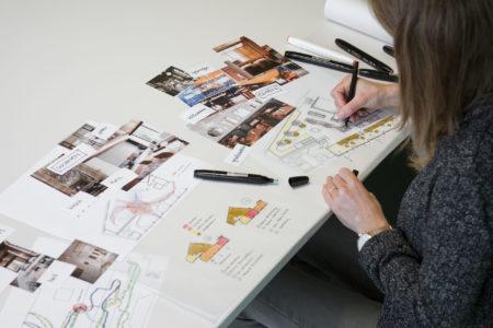 Planung waldis for Innenarchitektur beratung