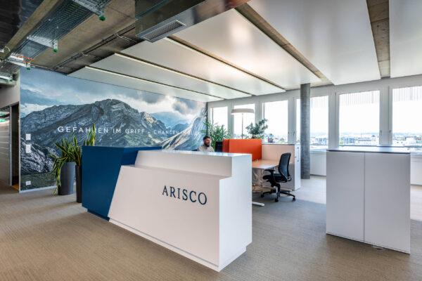 Arisco Rotkreuz