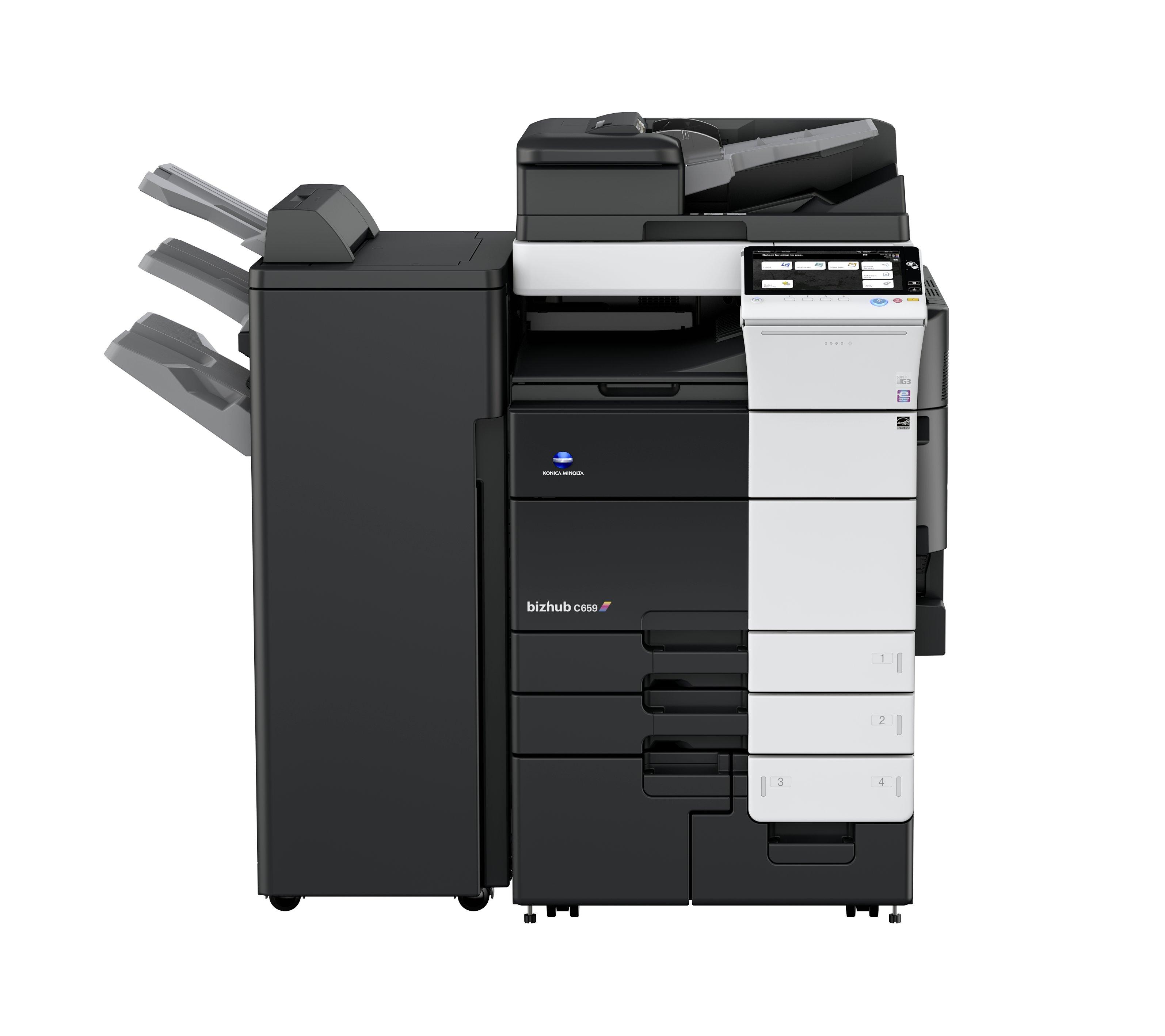 KONICA MINOLTA bizhub C659 Multifunktionsdrucker