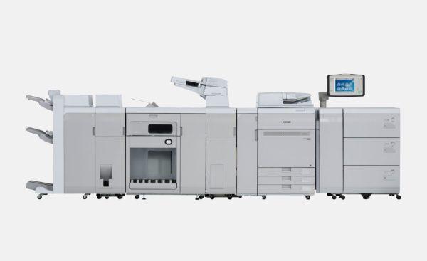 Canon imagePRESS C750 Digitaldrucksystem
