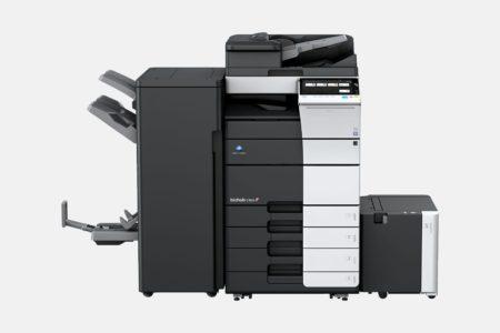KONICA MINOLTA bizhub C658 Multifunktionsdrucker