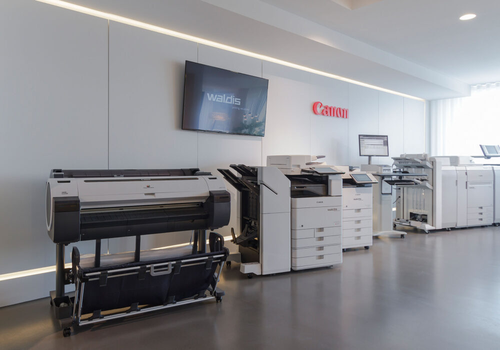 Printing Solutions Showroom Kriens