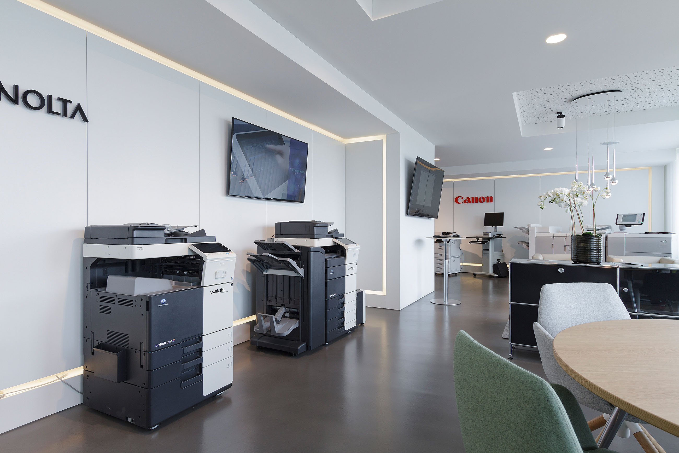 Printing Solutions Showroom