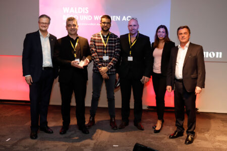 Canon Innovation Award 2018