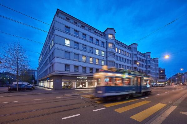 Rüegg-Naegeli AG in Zürich