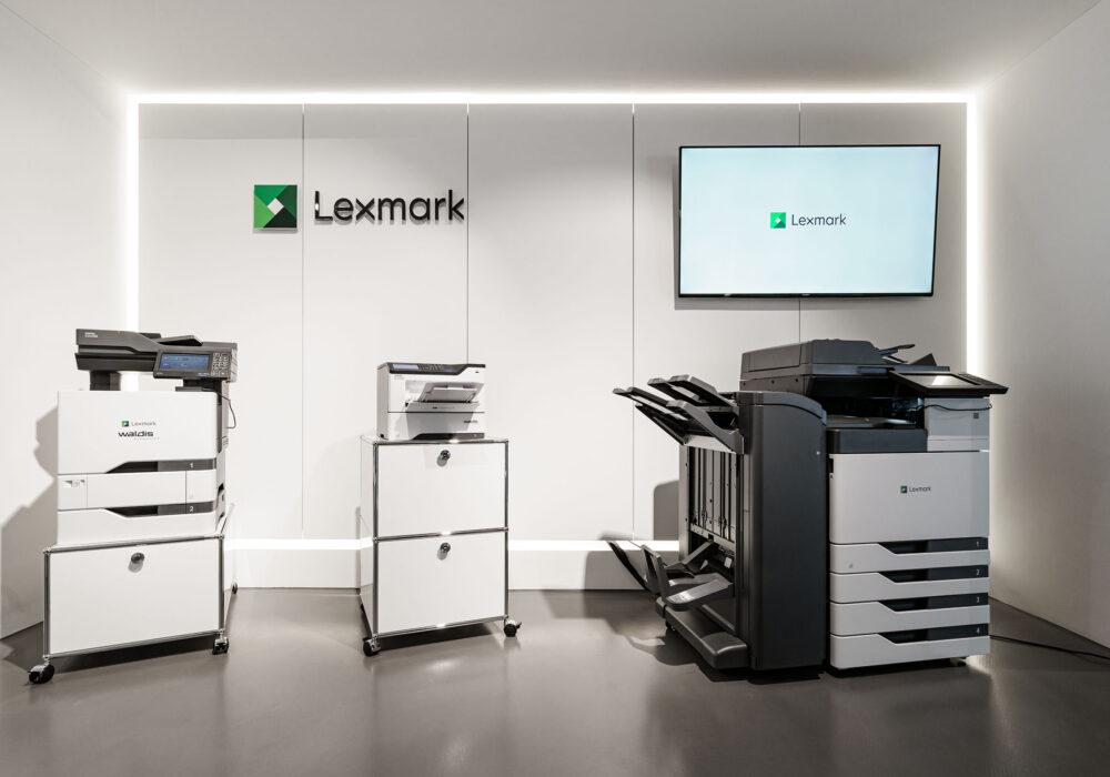 Showroom Lexmark 2019