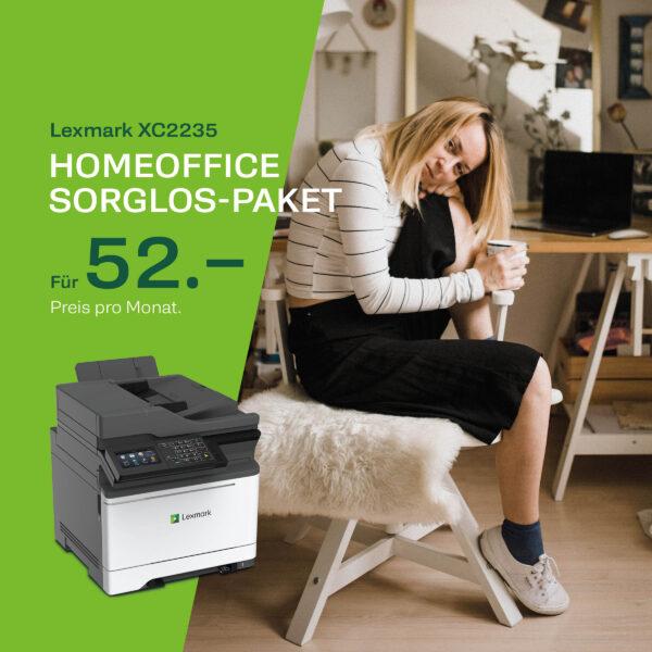 Homeoffice Sorglos-Paket