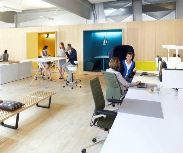 Büromöbel und Büroplanung Luzern